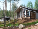 Коттедж Saimaa Holiday Oravi: Tallusniemi Grand (12+4), 6 спален